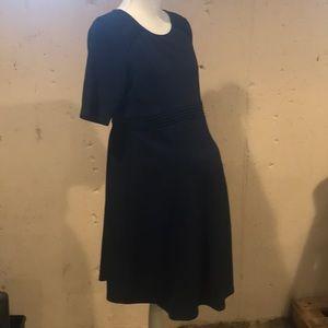 Motherhood Empire Waist Maternity Dress - Size L
